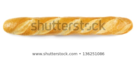 Stock photo: Long loaf
