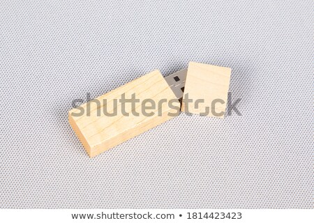Slide usb flash stick Stock photo © magraphics