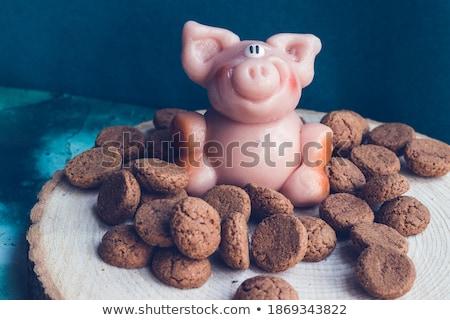 Marzipan treat Stock photo © Digifoodstock