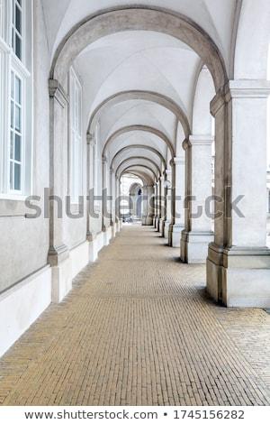 ратуша интерьер дома здании город снега Сток-фото © vichie81