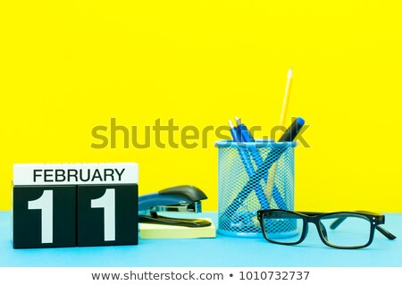 11th february stock photo © oakozhan