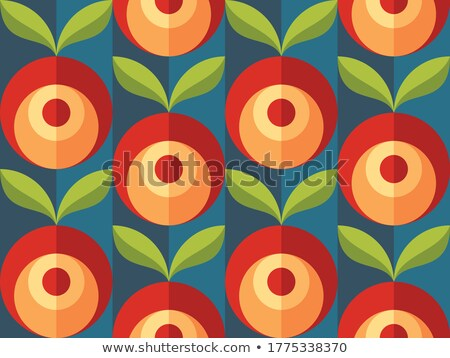 vegetables seamless pattern vector illustration stock photo © robuart