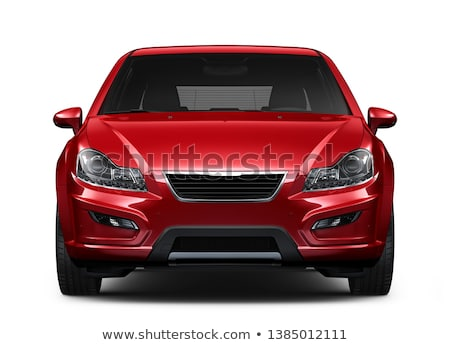Car front view Stock photo © biv