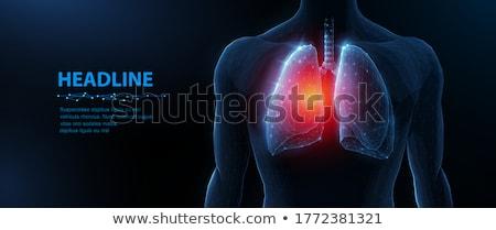 Vírus diagnóstico paciente tratamento abstrato vetor Foto stock © RAStudio