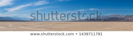 панорамный Невада пустыне облака Сток-фото © photoblueice