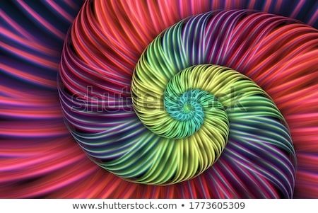 abstract fractal blur stock photo © arenacreative