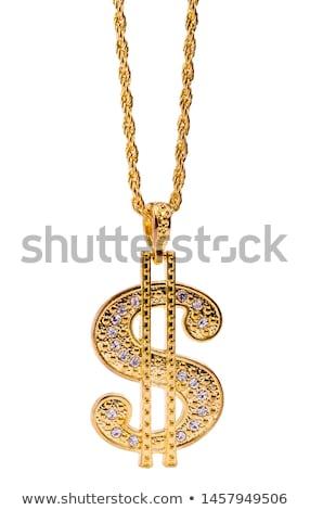 Dollar Chains stock photo © adamr