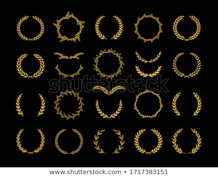 Gold Wreath Stock photo © shutswis