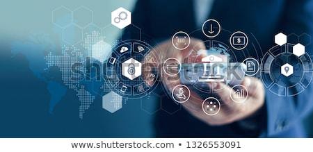 E-Banking Concept. Stock photo © tashatuvango
