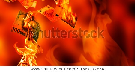 евро черный пространстве Flying черная дыра банка Сток-фото © CaptureLight