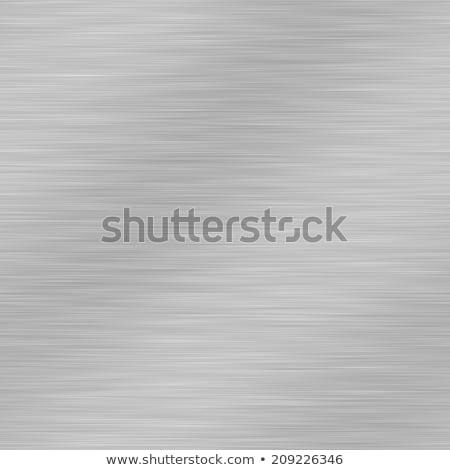 Seamless Brushed Metal Stock photo © kentoh