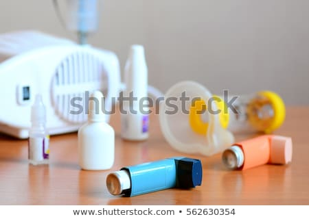 Asthma medication. Stock photo © snyfer