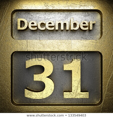 пластина крайний срок 31 декабрь признаков страхования Сток-фото © Ustofre9