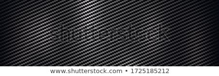 nero · fibra · di · carbonio · texture · dettagliato · illustrazione - foto d'archivio © arenacreative