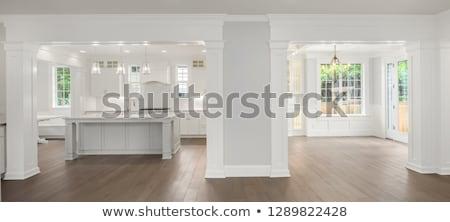 home interior renovation stock photo © mikko