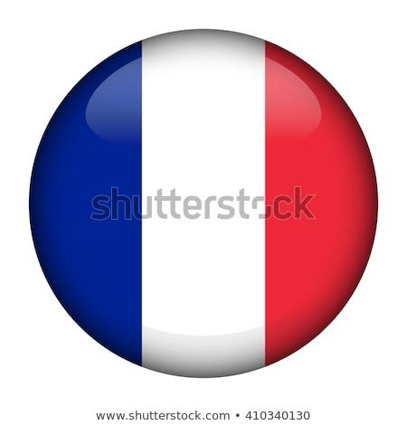 Ayarlamak düğmeler Fransa parlak renkli Stok fotoğraf © flogel