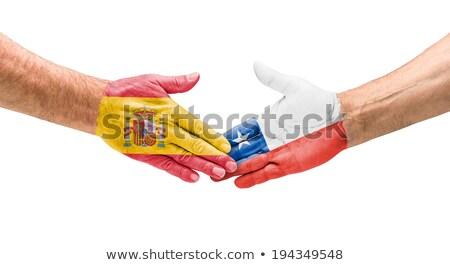 Spanje · vs · Chili · groep · fase · wedstrijd - stockfoto © smocker03