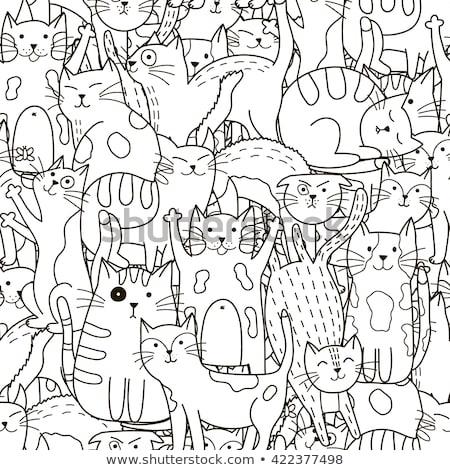 cute · vernice · grunge · texture - foto d'archivio © kali