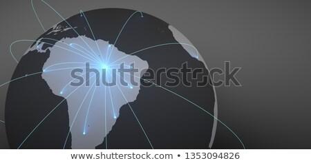 Buying the whole world Stock photo © Klinker