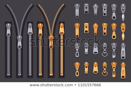 zippers stock photo © hitdelight