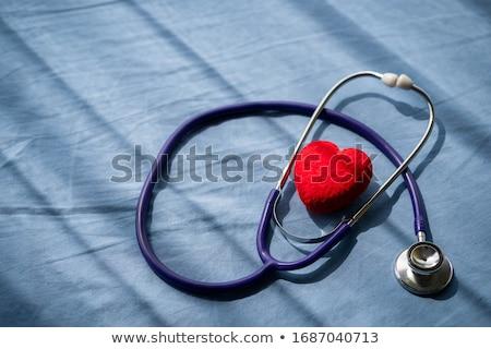 arrhythmia diagnosis medical concept stock photo © tashatuvango