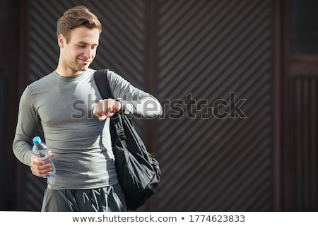 Genç sürücü Stok fotoğraf © fatalsweets