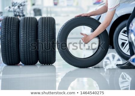 tires stock photo © amok