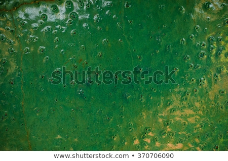 Closeup shot of glazed ceramics texture stock photo © Taigi