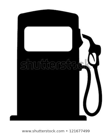 Olie vat vector ontwerp illustratie Stockfoto © RAStudio