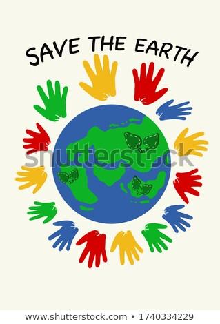Online kind bescherming sociale kwesties Stockfoto © devon