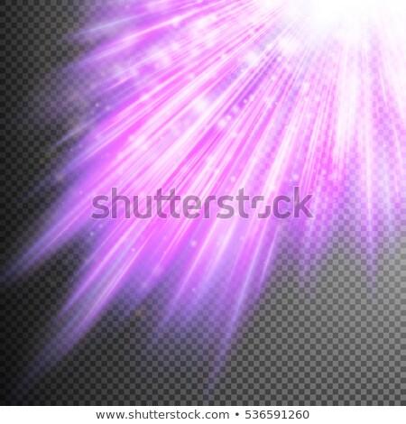 Foto stock: Estrelas · queda · roxo · eps · 10
