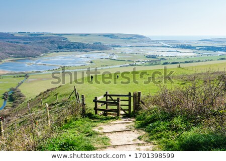 Cuckmere Valley Stock photo © suerob