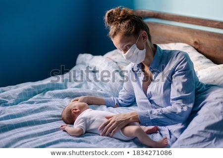 ad · enyém · gyerekek · gyermek · szomorúság · kaukázusi - stock fotó © adrenalina