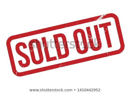 Stockfoto: A Red Stamp On A Document - Sold