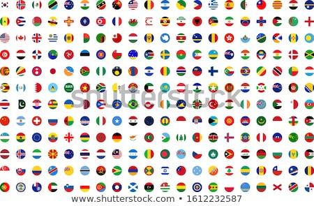 Chiny banderą inny ramki projekty ilustracja Zdjęcia stock © colematt