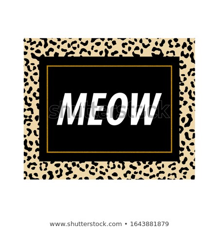 cheetah · witte · dier · tekening · kleur · icon - stockfoto © bluering