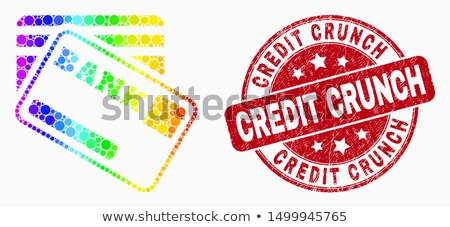 Credit Crunch Stock photo © Lightsource