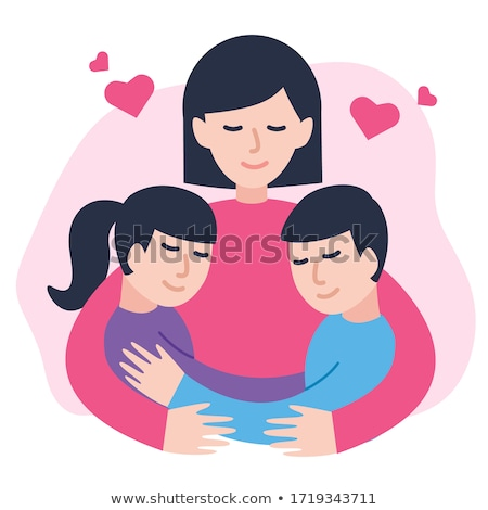 moeder · kind · familie · hand · gelukkig · paar - stockfoto © Paha_L