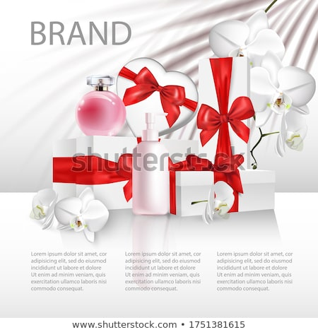 Perfumed gifts Stock photo © farres