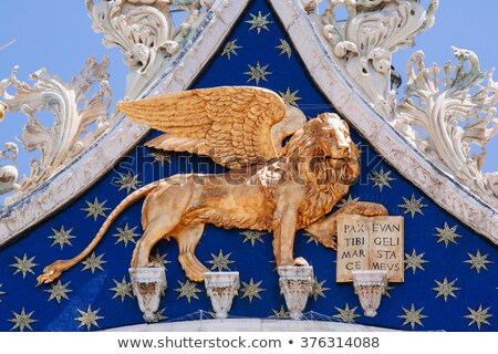 St. Mark the Winged Lion