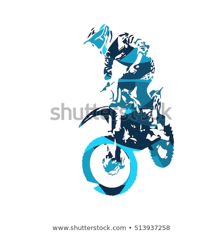 passionate about bikes stock photo © photography33