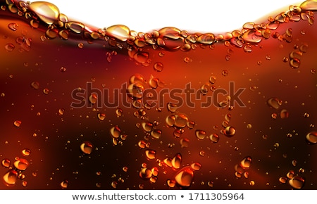Oxygen splash. Abstract vector design. stock photo © prokhorov
