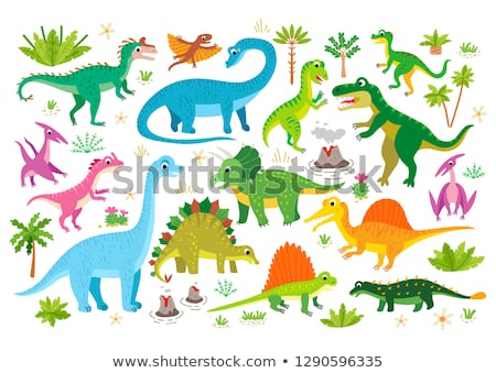 Talarurus Dinosaur Stock photo © AlienCat
