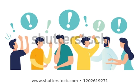 Stock photo: Dangerous Ideas