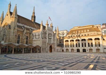vlag · vliegen · overheid · gebouw · business · recht - stockfoto © snapshot