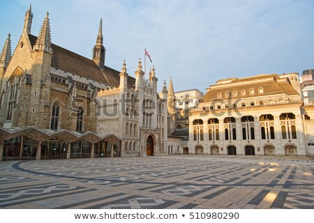The Guildhall Stock photo © Snapshot
