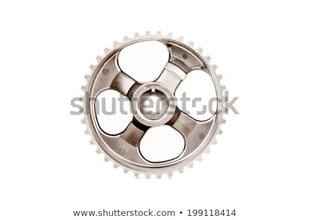 Camshaft pulley Stock photo © marekusz