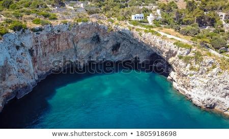 Grotte di Castro  Stock photo © LianeM