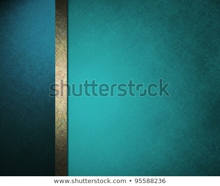 dark brown background with gold ribbon copy space Stock photo © marimorena