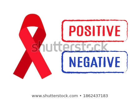 HIV Negative Stock photo © idesign